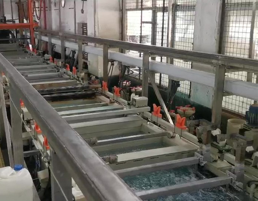 Plated Through Hole(PTH) Production Line